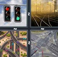 4 Pics 1 Word Levels Junction
