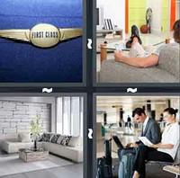4 Pics 1 Word Levels Lounge