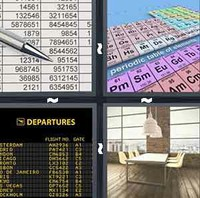 4 Pics 1 Word Levels Table