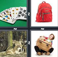 4 Pics 1 Word Levels Pack