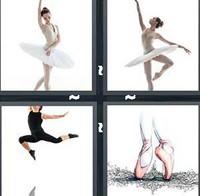 4 Pics 1 Word Ballet