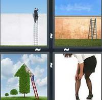 4 Pics 1 Word Ladder