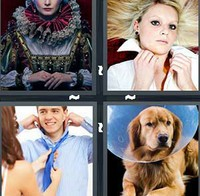 4 Pics 1 Word Levels Collar