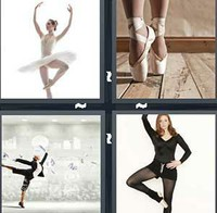 4 Pics 1 Word Levels Dance