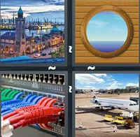 4 Pics 1 Word Port