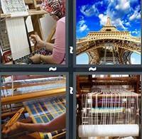 4 Pics 1 Word Loom