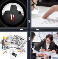 4 Pics 1 Word Contract