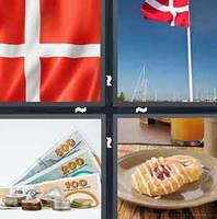 4 Pics 1 Word Danish