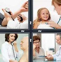 4 Pics 1 Word Diagnose