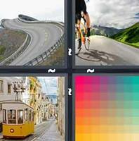 4 Pics 1 Word Gradient