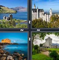 4 Pics 1 Word Fortress