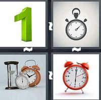 4 Pics 1 Word Hour