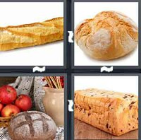 4 Pics 1 Word Loaf