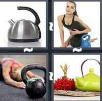 4 Pics 1 Word Levels Kettle
