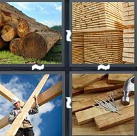 4 Pics 1 Word Levels Lumber