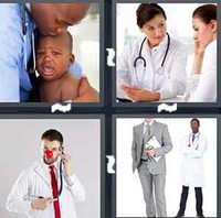 4 Pics 1 Word Levels Doctor