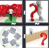 4 Pics 1 Word Levels Riddle