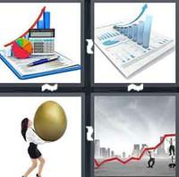 4 Pics 1 Word Levels Profit