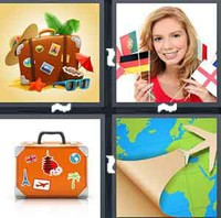 4 Pics 1 Word Levels Voyage