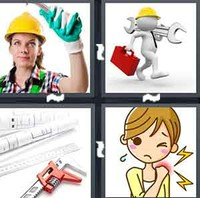 4 Pics 1 Word Levels Wrench