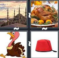 4 Pics 1 Word Levels Turkey