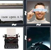4 Pics 1 Word Levels Fiction