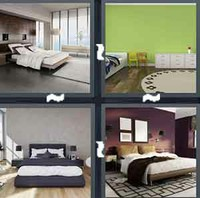 4 Pics 1 Word Levels Bedroom