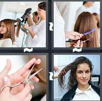 4 Pics 1 Word Levels Haircut