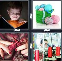 4 Pics 1 Word Yarn
