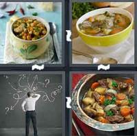 4 Pics 1 Word Stew