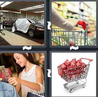 4 Pics 1 Word Shop