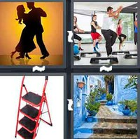 4 Pics 1 Word Step
