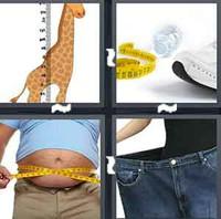 4 Pics 1 Word Size