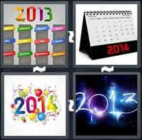 4 Pics 1 Word Year