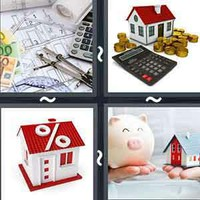 4 Pics 1 Word Mortgage