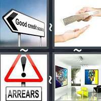 4 Pics 1 Word Loan