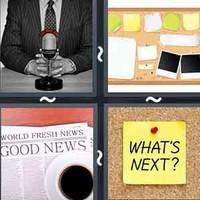 4 Pics 1 Word Bulletin