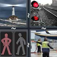 4 Pics 1 Word Levels Signal