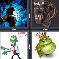 4 Pics 1 Word Levels Cursed