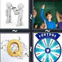 4 Pics 1 Word Quiz