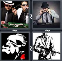 4 Pics 1 Word Levels Mafia