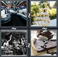 4 Pics 1 Word Levels Decadent