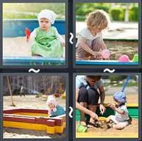 4 Pics 1 Word Levels Sandbox