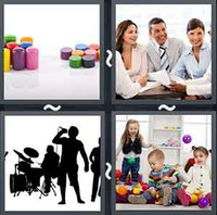 4 Pics 1 Word Levels Group