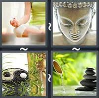 4 Pics 1 Word Levels Zen