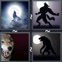 4 Pics 1 Word Levels Werewolf