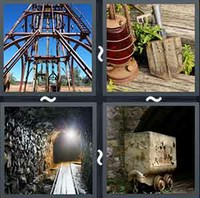 4 Pics 1 Word Levels Goldmine