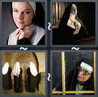 4 Pics 1 Word Levels Nun