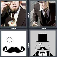 4 Pics 1 Word Levels Monocle