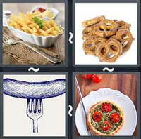 4 Pics 1 Word Levels Savory
